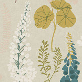 Eijffinger Foxglove Trail Multi Wallpaper - Product code: 384533