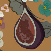 Coordonne Fruits Gold Wallpaper - Product code: 8000051