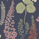 Eijffinger Foxglove Trail Multi Wallpaper - Product code: 384534