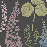 Eijffinger Foxglove Trail Multi Wallpaper - Product code: 384535