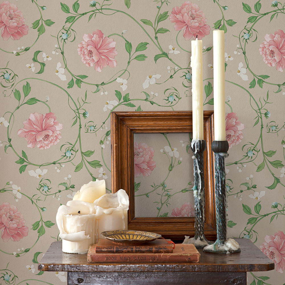 Coordonne Mirabelle Stella Wallpaper - Product code: 8000060