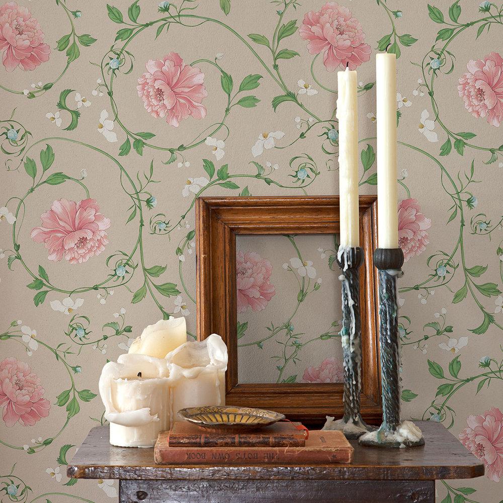 Mirabelle Wallpaper - Stella - by Coordonne