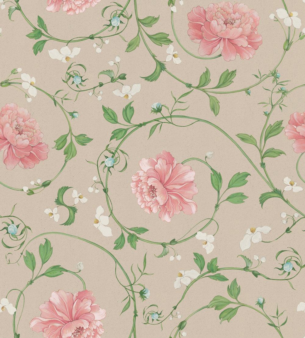 Coordonne Mirabelle Stella Wallpaper - Product code: 8000060