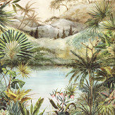 Eijffinger Tropical Scene Multi Mural - Product code: 384602