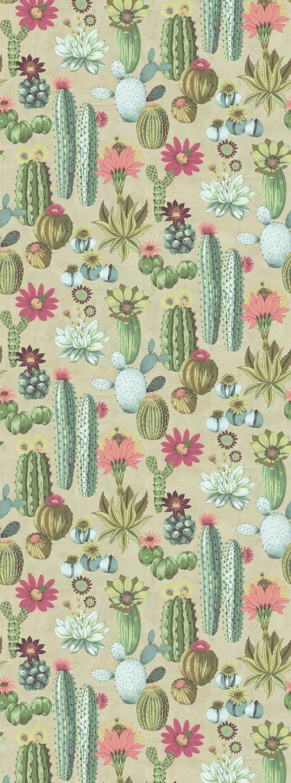 Cactus Mural - Multi - by Eijffinger