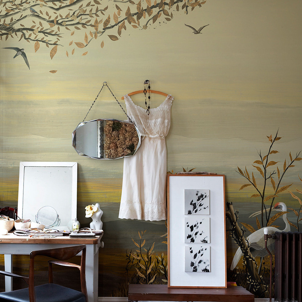 Coordonne Yugure Chai Mural - Product code: 7900110