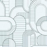 Coordonne Pacifica 84 (Blues) Wallpaper
