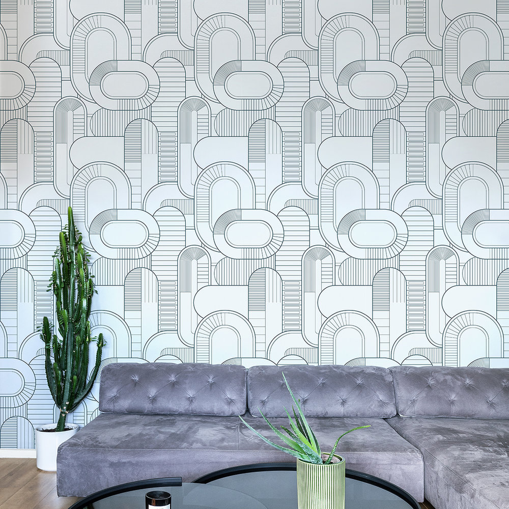 Coordonne Pacifica 84 (Blues) Wallpaper - Product code: 8000081