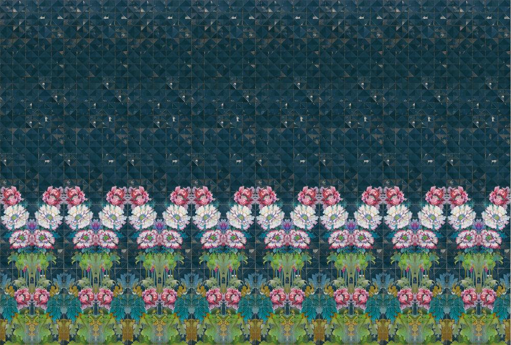 Coordonne Espejismo Modernista Noche (Night) Mural - Product code: 8000027
