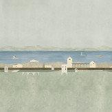 Coordonne Tierra Plana Romero (Rosemary) Mural - Product code: 8000031
