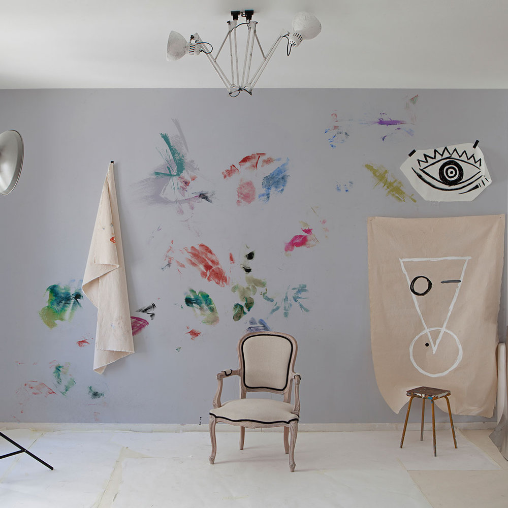 Coordonne Make Down UNA Mural - Product code: 8000033