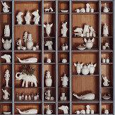 Coordonne Ceramic Fauna Fulgor Mural