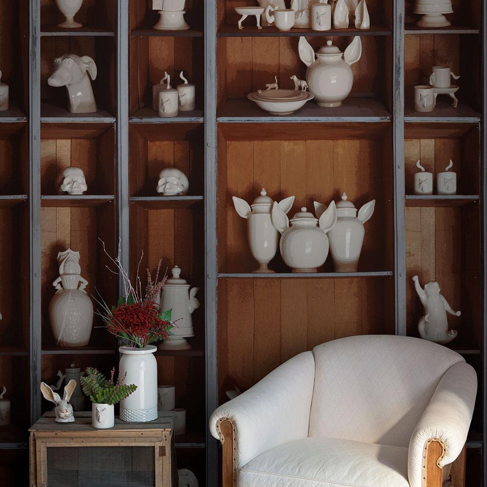 Coordonne Ceramic Fauna Fulgor Mural - Product code: 8000034