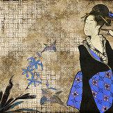 Coordonne Geisha Graffiti Kage Mural - Product code: 8000037