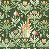 Coordonne Natural Habitat Green Mural - Product code: 8000042
