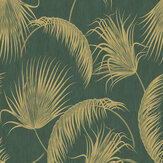 SK Filson Oasis Leaves Green Wallpaper