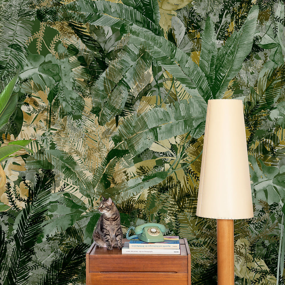 Coordonne Jungle Dream Valdivia Mural - Product code: 8000057