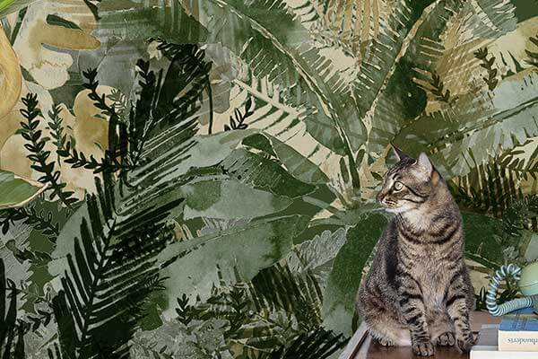 Coordonne Jungle Dream Valdivia Mural