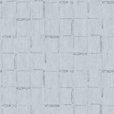 SK Filson Geometric Lines Duck Egg Wallpaper - Product code: SK20025