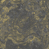 SK Filson Infused Marble Black / Gold Wallpaper - Product code: SK20030