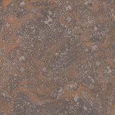 SK Filson Infused Marble Black / Copper Wallpaper
