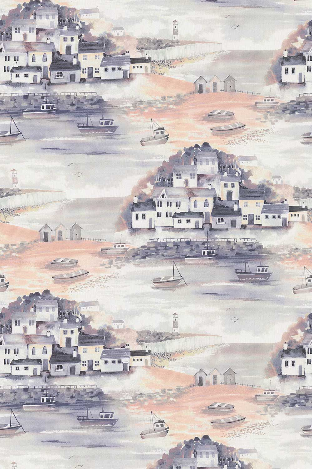 iliv Seaside Coral Fabric - Product code: CRBL/SEASICOR