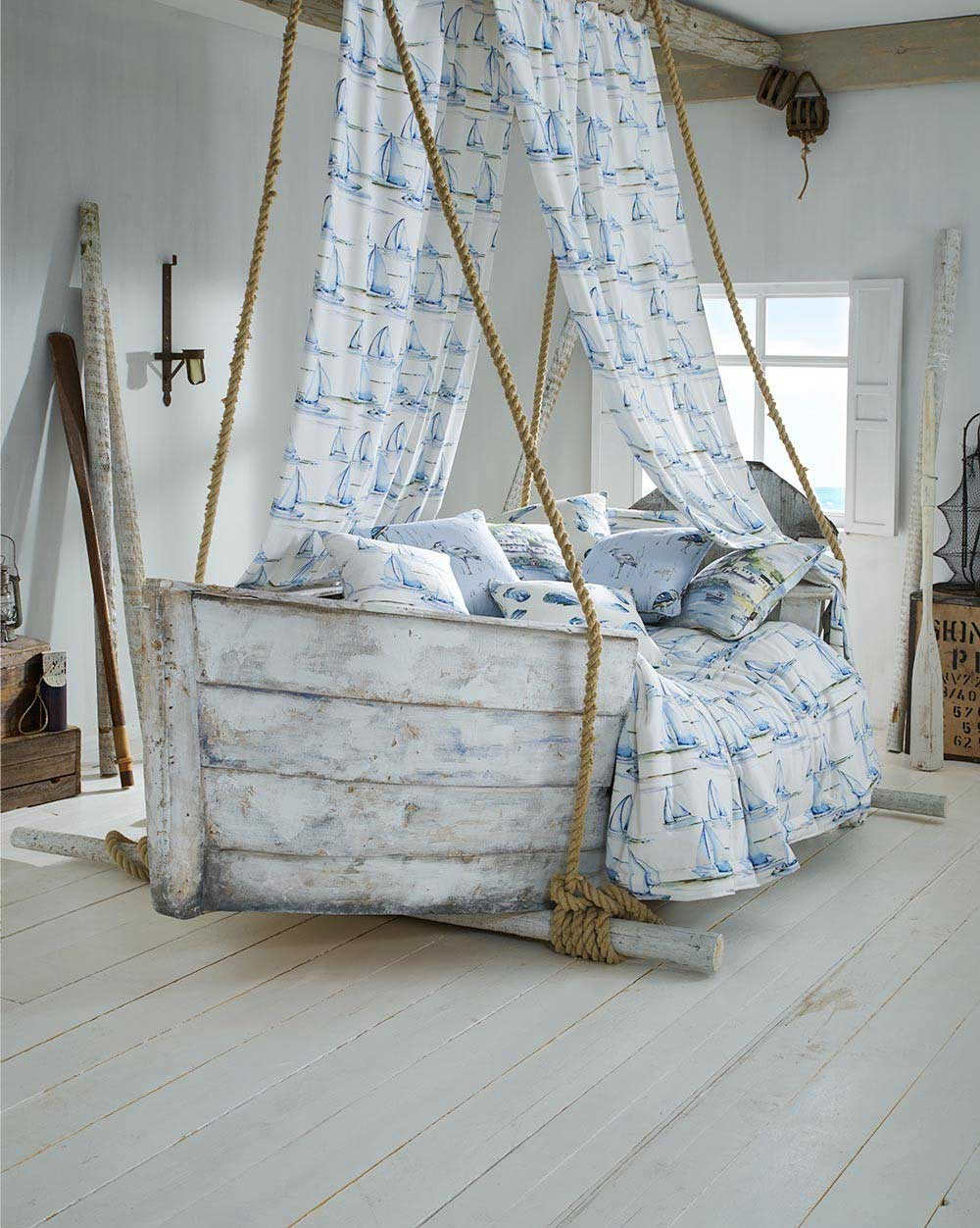 iliv Seaside Riviera Fabric - Product code: CRBL/SEASIRIV