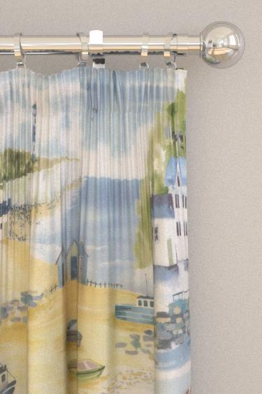 iliv Seaside Riviera Curtains - Product code: CRBL/SEASIRIV