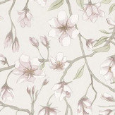 Sandberg Sakura Cream Wallpaper - Product code: 235-24