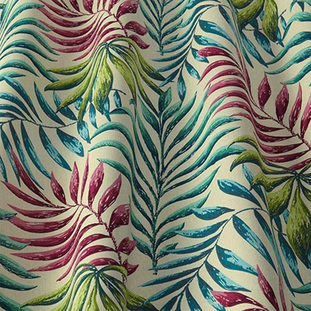 Manila Fabric - Cassis - by iliv