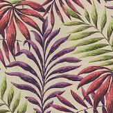 iliv Manila Cranberry Fabric - Product code: CRAU/MANILCRA