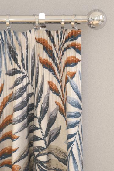 iliv Manila Henna Curtains - Product code: CRAU/MANILHEN