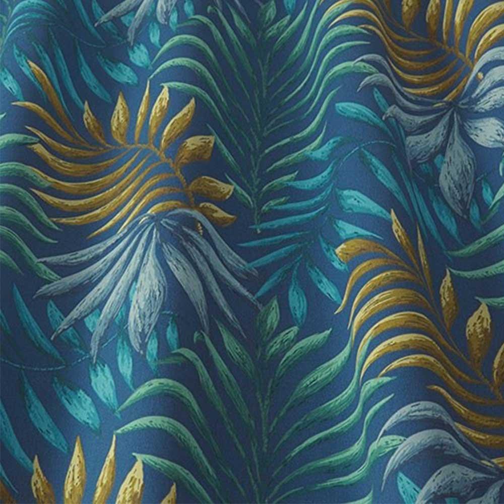 Manila Fabric - Marine - by iliv