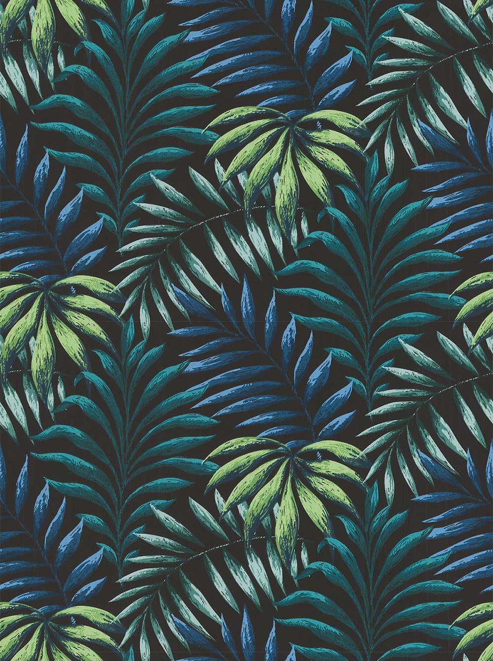 Manila Fabric - Zinc - by iliv