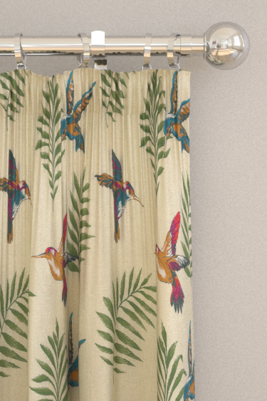 iliv Monserrat Cassis Curtains - Product code: ETAQ/MONSECAS