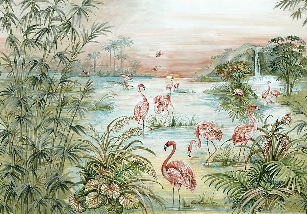 Coordonne Roseus Aloe Mural - Product code: 7900131