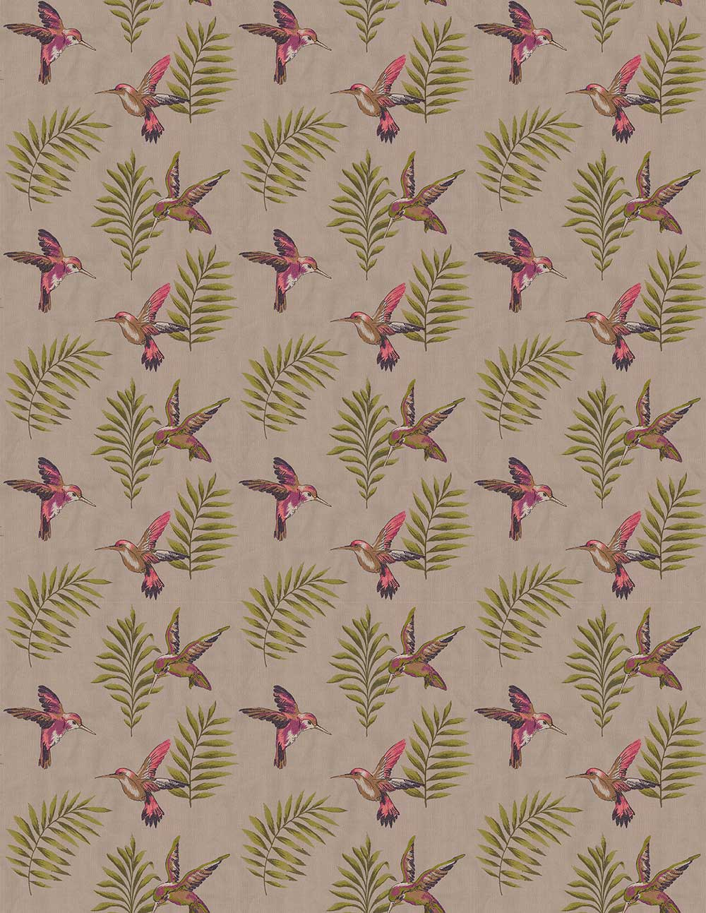 iliv Monserrat Cranberry Fabric - Product code: ETAQ/MONSECRA