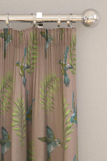 iliv Monserrat Lagoon Curtains - Product code: ETAQ/MONSELAG