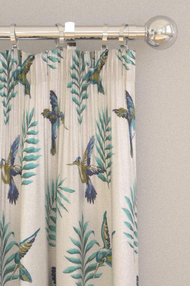 iliv Monserrat Marine Curtains - Product code: ETAQ/MONSEMAR