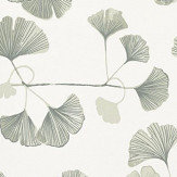 Sandberg Ginkgo Green Wallpaper - Product code: 803-18