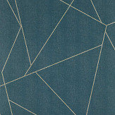 Harlequin Parapet Indigo Wallpaper - Product code: 112078