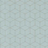 Harlequin Vault Nickle Wallpaper - Product code: 112086