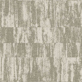 SketchTwenty 3 Distressed Linen Champagne / Gold Wallpaper - Product code: FR01003