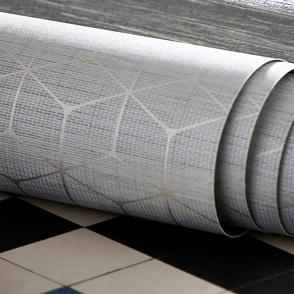 Vault Wallpaper - Seaglass - by Harlequin