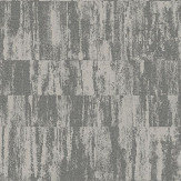 SketchTwenty 3 Distressed Linen Blue Grey Wallpaper - Product code: FR01005