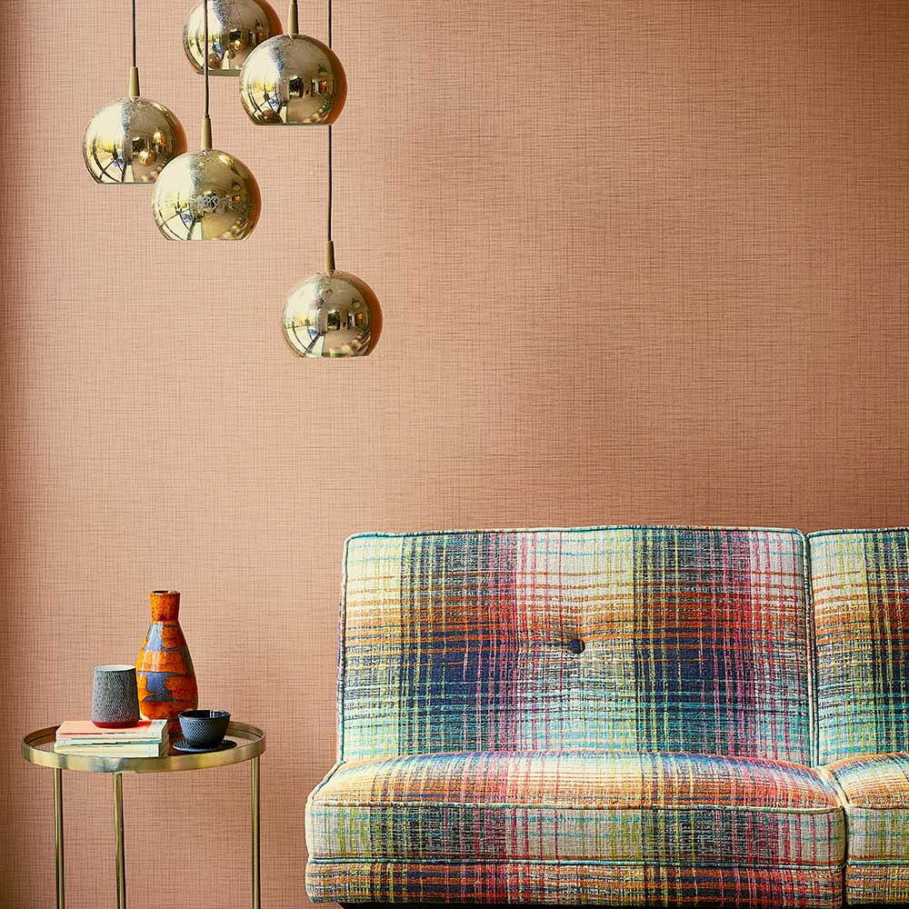 Lint Wallpaper - Maize - by Harlequin
