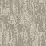 SketchTwenty 3 Distressed Linen Champagne Wallpaper - Product code: FR01006