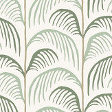 Eijffinger Palm Green Wallpaper - Product code: 399070