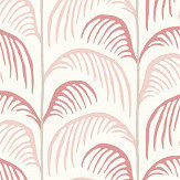 Eijffinger Palm Pink Wallpaper - Product code: 399071