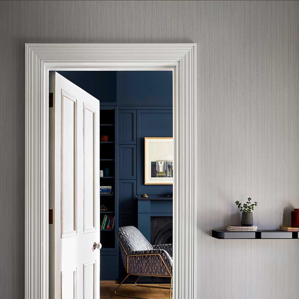 Perpetua Wallpaper - Seaglass - by Harlequin